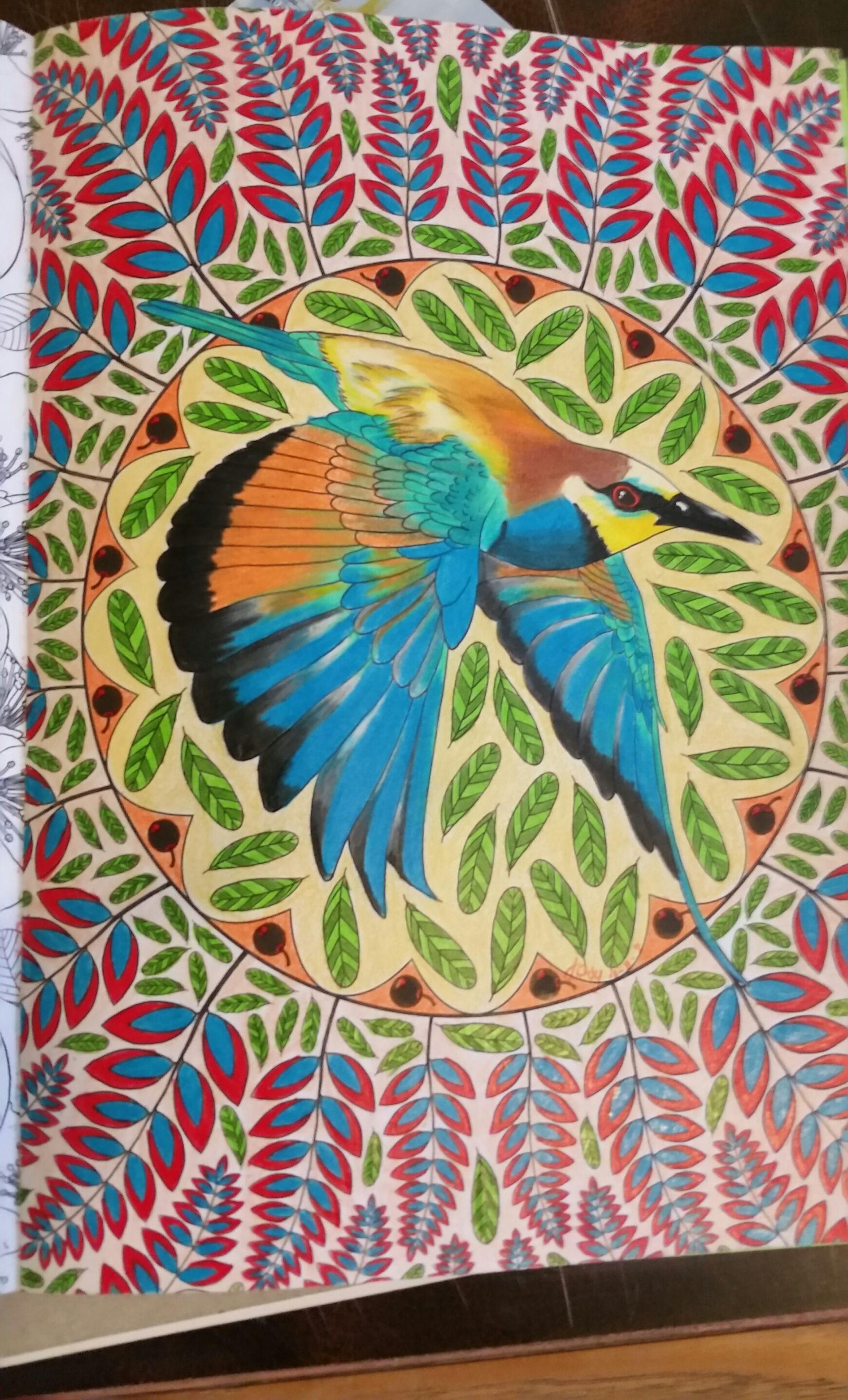 Du Livre Printemps 100 Coloriages Anti Stress De Hachette Art Therapie Arttherapy Hachette Colouringartbo Art Art Journal Inspiration Wall Canvas Painting