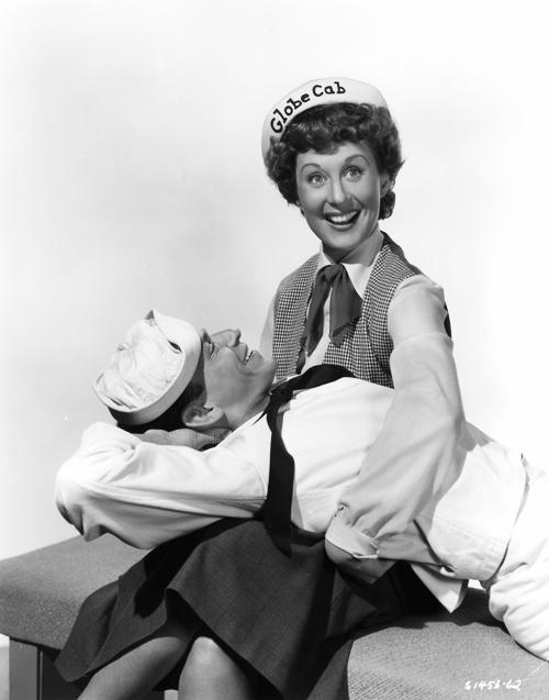 betty garrett actress