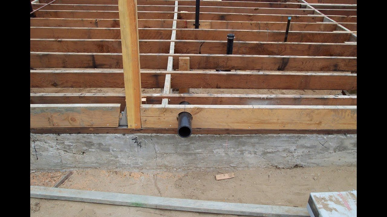 The Best Drilling Holes In Floor Joists For Plumbing Nz And View Drilling Holes Flooring Plumbing