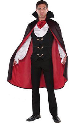 Vampire Costumes For Men Party City Vampire Costumes Dracula Costume Vampire Halloween Costume