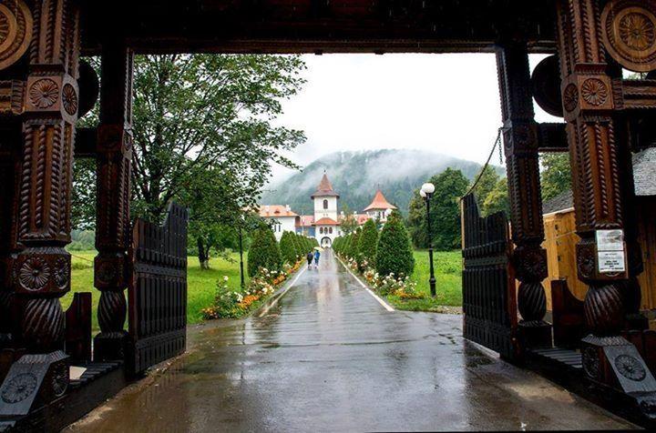 Ro#Mănăstirea Sambata de Sus(Brâncoveanu)Brașov