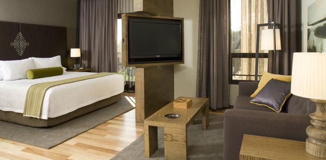 andaz hotel // napa