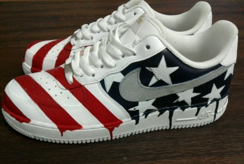 new products c8af2 e9a2f custom nike air force 1