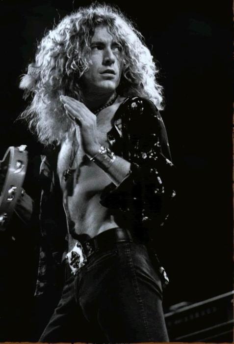 Robert Plant, Led Zeppelin