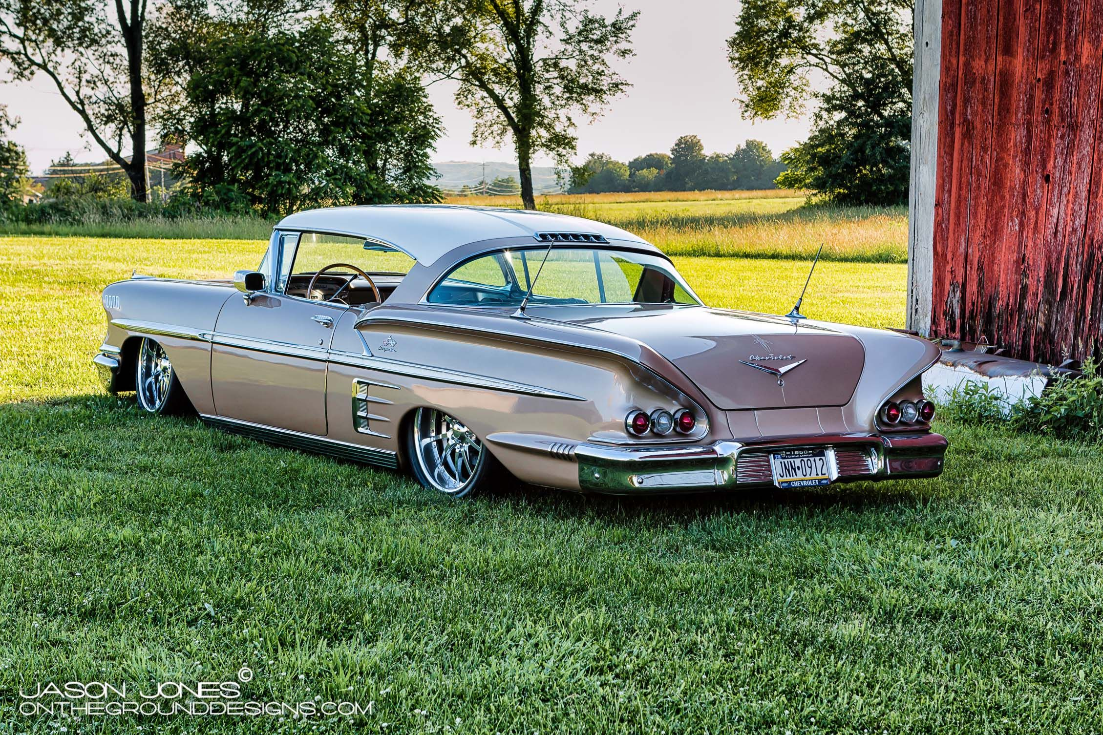 1958 chevy impala american graffiti google search for American classic auto sales