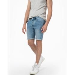 tigha Herren Shorts Solomon 9021 stone wash blau (light blue) TighaTigha #lightblueshorts