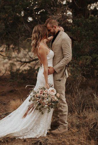 30 mejores ideas para fotos de bodas al aire libre