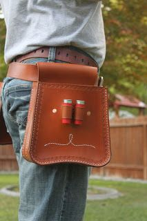 Lost River Leather Shotgun S Bags