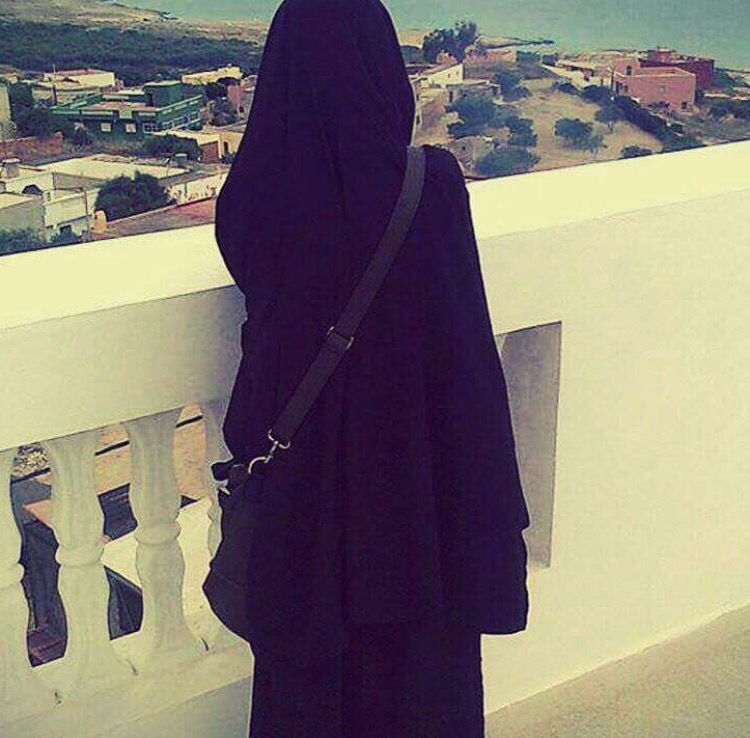 Modesty & Looking At A View.