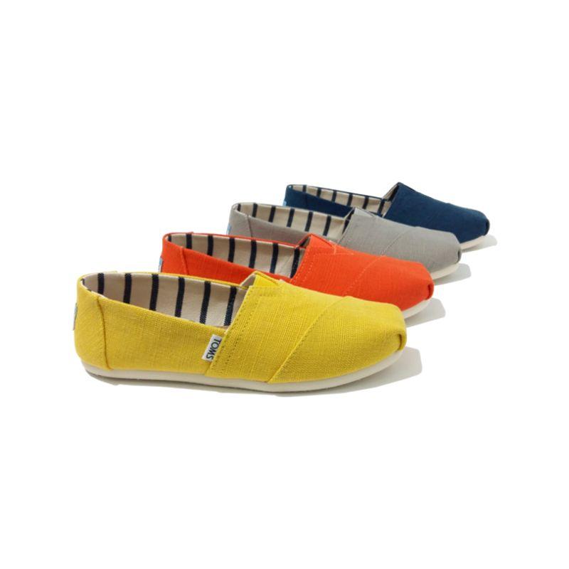 La Sélection De Mode Femme chaussures Baskets plates toiles