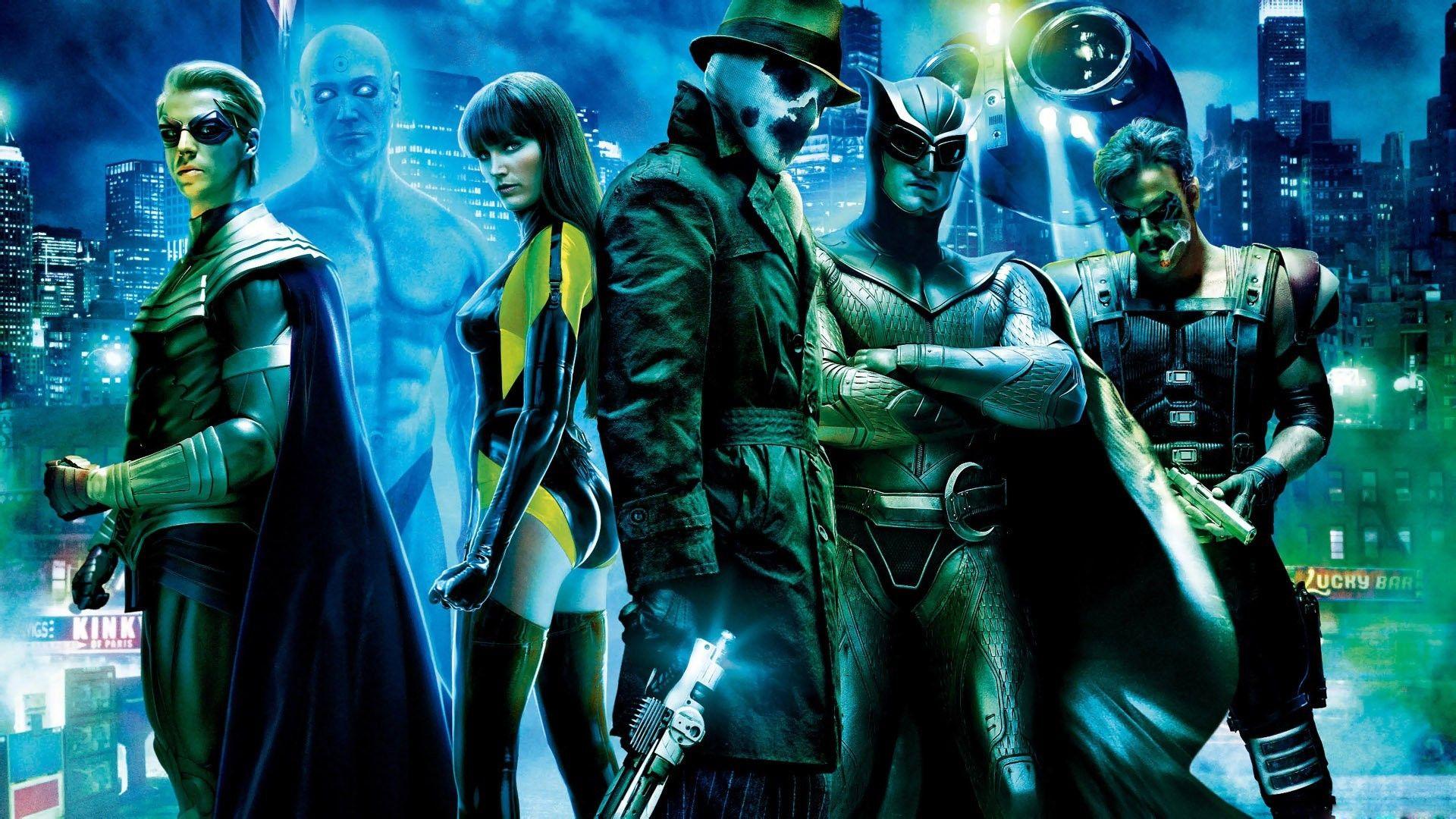 1080p Movie Wallpapers Live Action Filmes Filme Watchmen