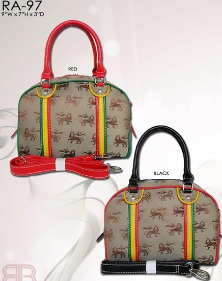 Rasta Ladies Bag (RA97)