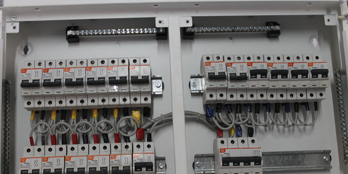 Power Distribution Board On Distribution Board Wiring Diagram