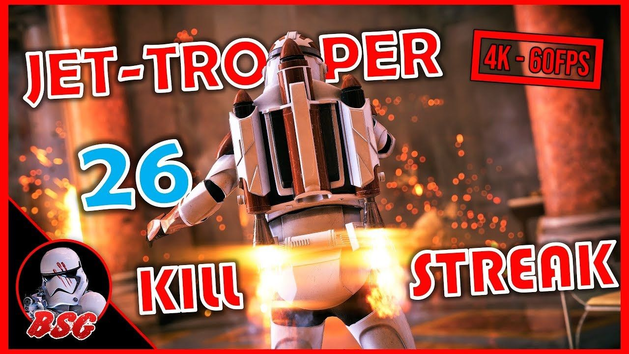 26 Jet-Trooper Killstreak (Blast) (PS4) | 4K 60FPS