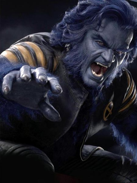 X Men The Last Stand 2006 X Men Beast Xmen Man Beast