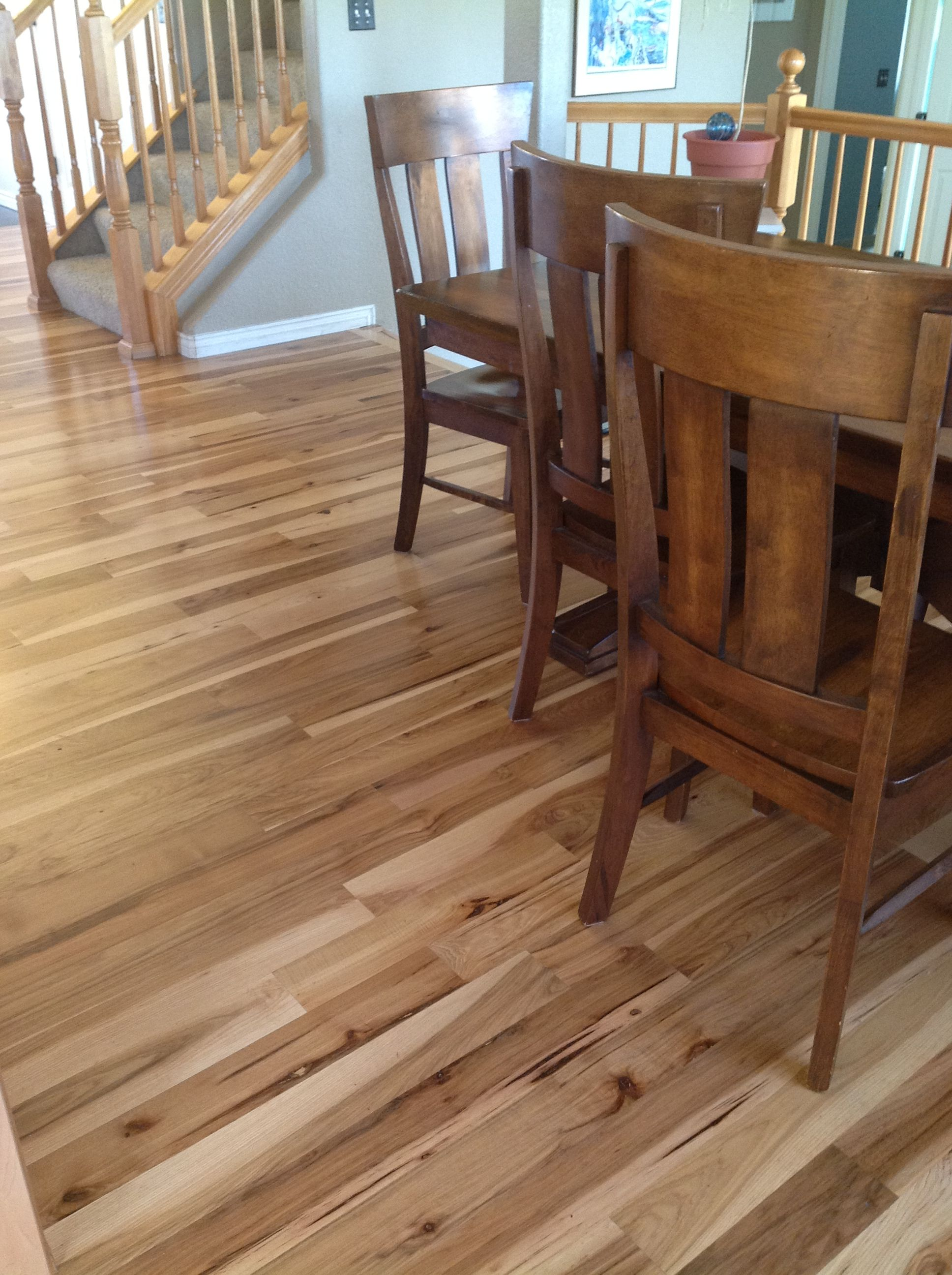 Hickory Flooring Wood Flooring Ideas In 2019 Hickory