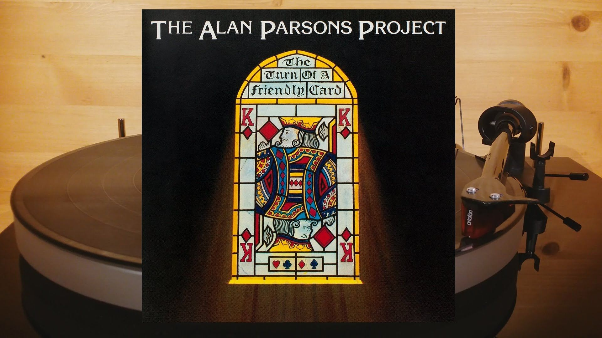 The Alan Parsons Project The Turn Of A Friendly Card Full