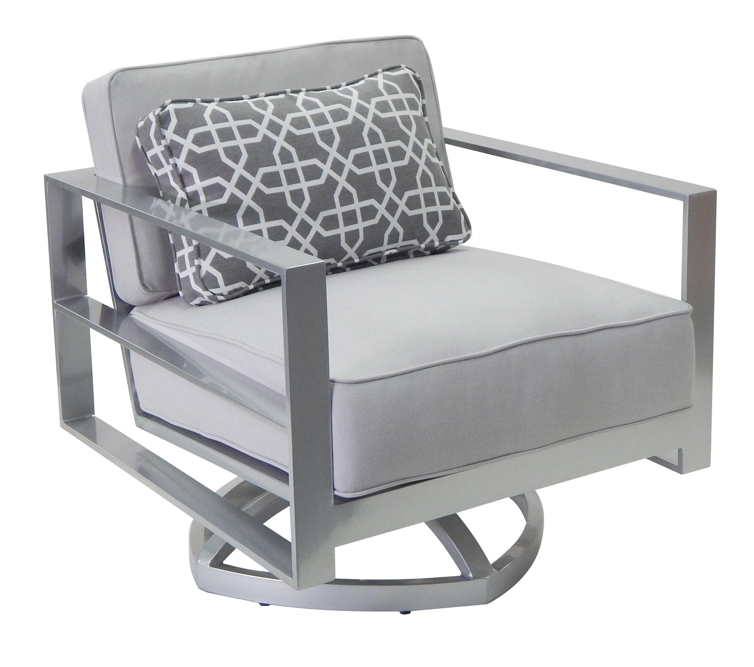 Sunnyland Patio Furniture Horizons Cushion Club Swivel