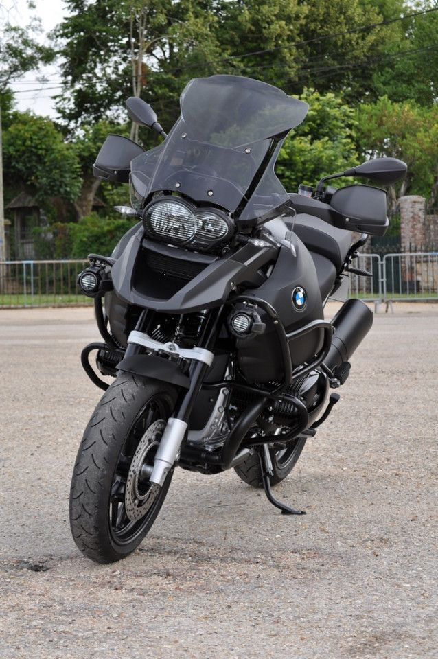 Panda Moto 89 BMW R1200GS