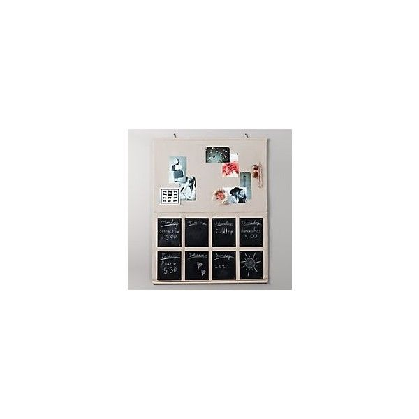 Pinboards & Chalkboards | Restoration Hardware Baby & Child ❤ liked on Polyvore featuring photos+