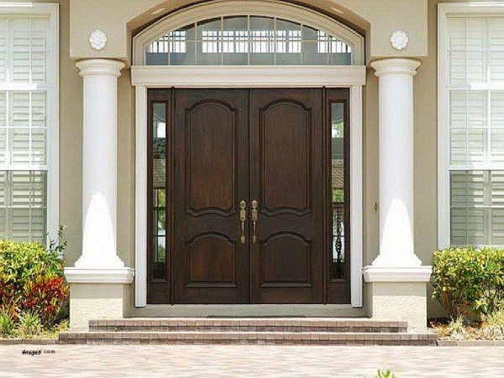 House Front Door Luxury Double Design New