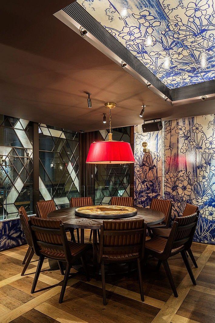 Autoban designs london s new duck rice restaurant