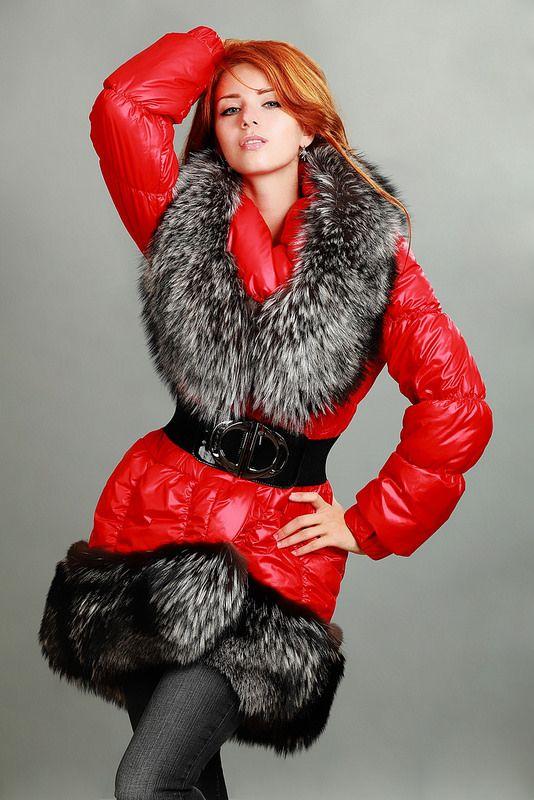 down coat down coat pelz nylons mantel. Black Bedroom Furniture Sets. Home Design Ideas