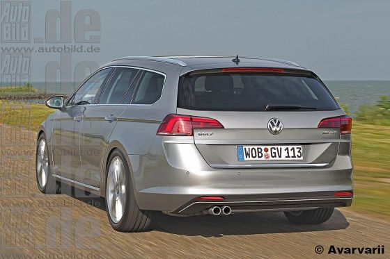 vw golf 8 2019 vorschau der golf 8 kommt sp t aber. Black Bedroom Furniture Sets. Home Design Ideas