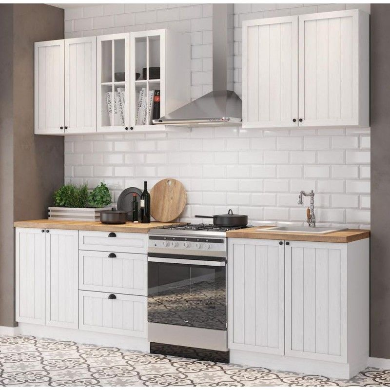Virtuves Iekarta Prowansja 2 00 378 00 Kitchen Kitchen Cabinets Home