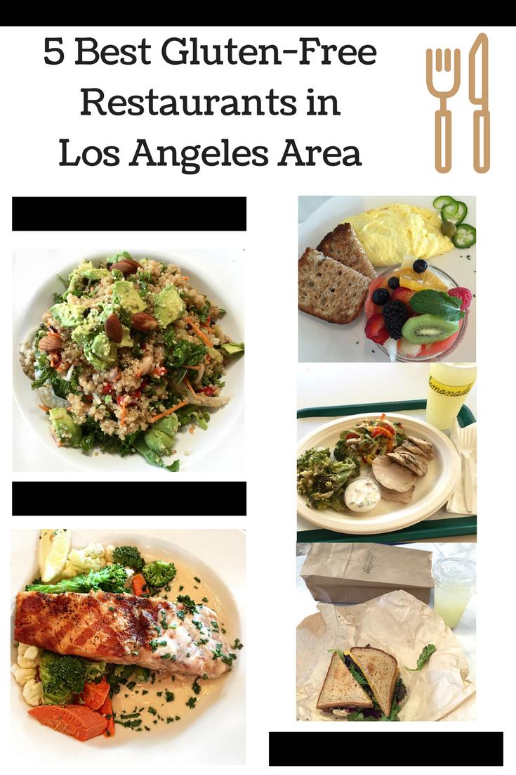 5 Best Gluten Free Restaurants In Los Angeles Ca