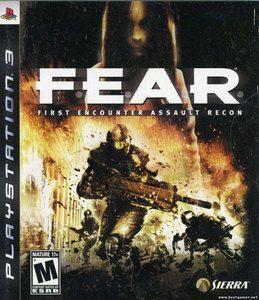 F E A R First Encounter Assault Recon Ps3 Game Com Imagens