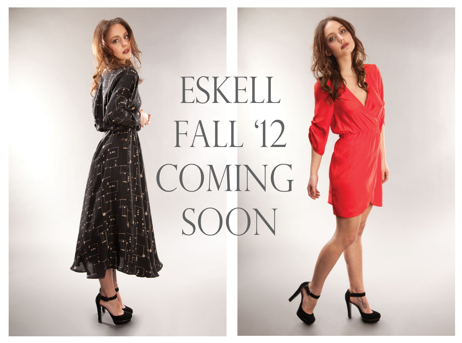 Fall Collection on it's way here!