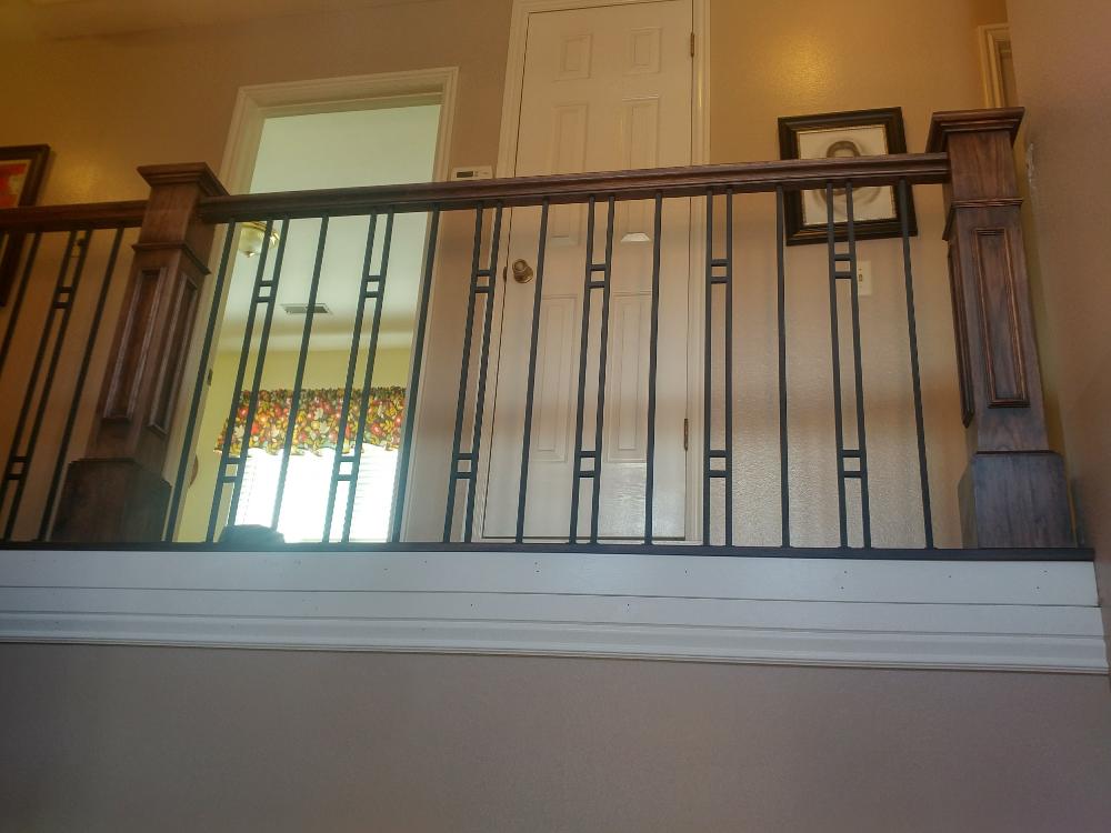 Salt Lake City Utah Custom Stair Railings And Banisters In 2020 Stair Railing Stairs Banisters