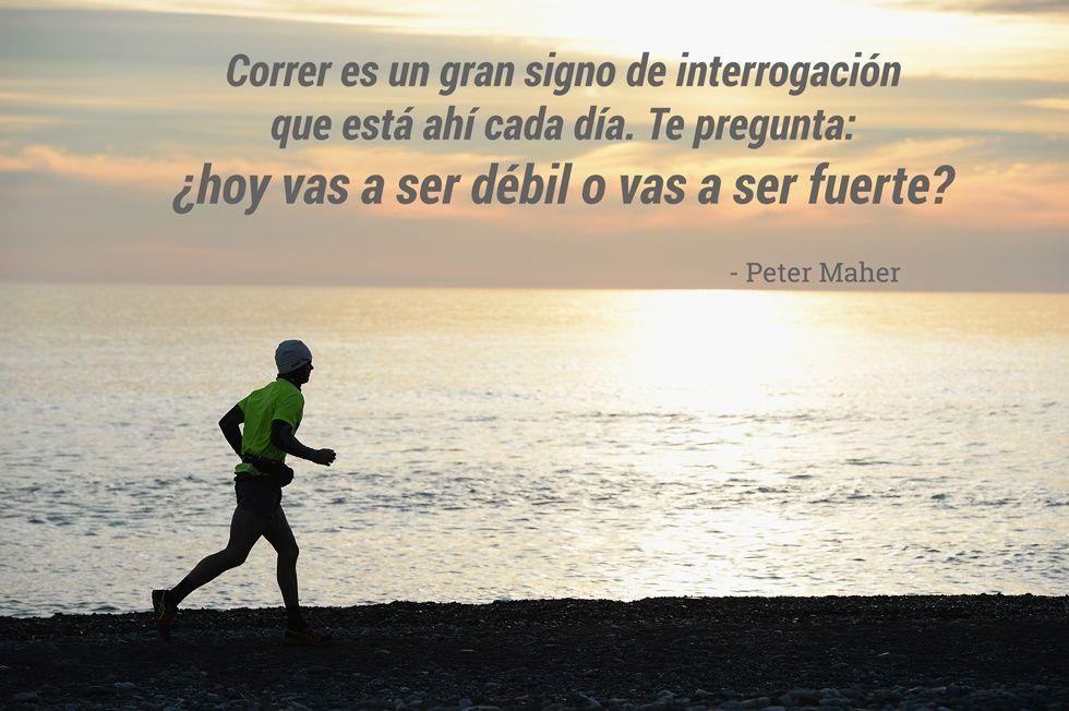 19 Frases Para Correr Lo Que Te Propongas El Año Que Viene Con La Motivación Al Máximo Frases De Correr Motivación Para Correr Frases Para Corredores