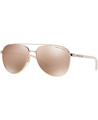 Michael Kors HVAR Sunglasses, MK5007 & Reviews – Sunglasses by Sunglass Hut – Handbags & Accessories – Macy's