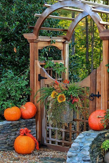 Garden Gates And Fences 14