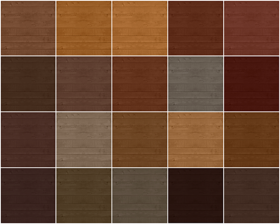Sims 2 Palette: Downloads