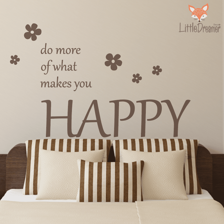 Modelo BED10 Do More Of what makes you HAPPY!