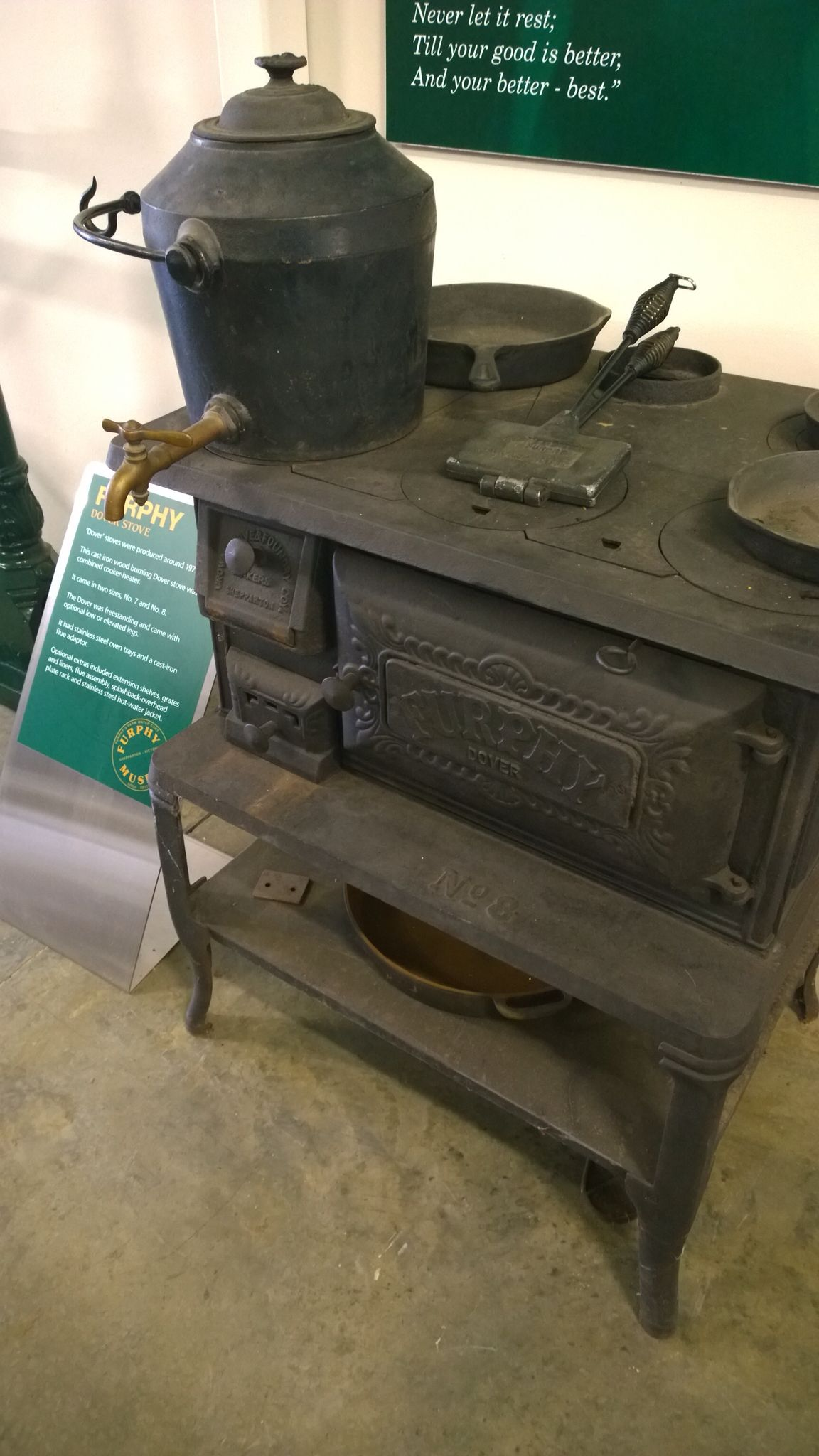 Furphy Dover Stove If Anyone Has One I Want It Old Stove Wood Stove Stove