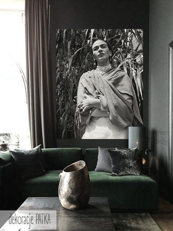 Obraz Kobieta Frida Kahlo Wydruki Cyfrowe Wydruki