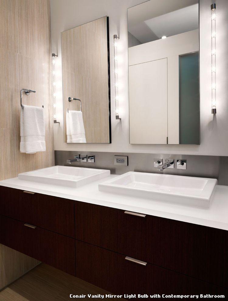 Conair Vanity Mirror Light Bulb Dengan Gambar