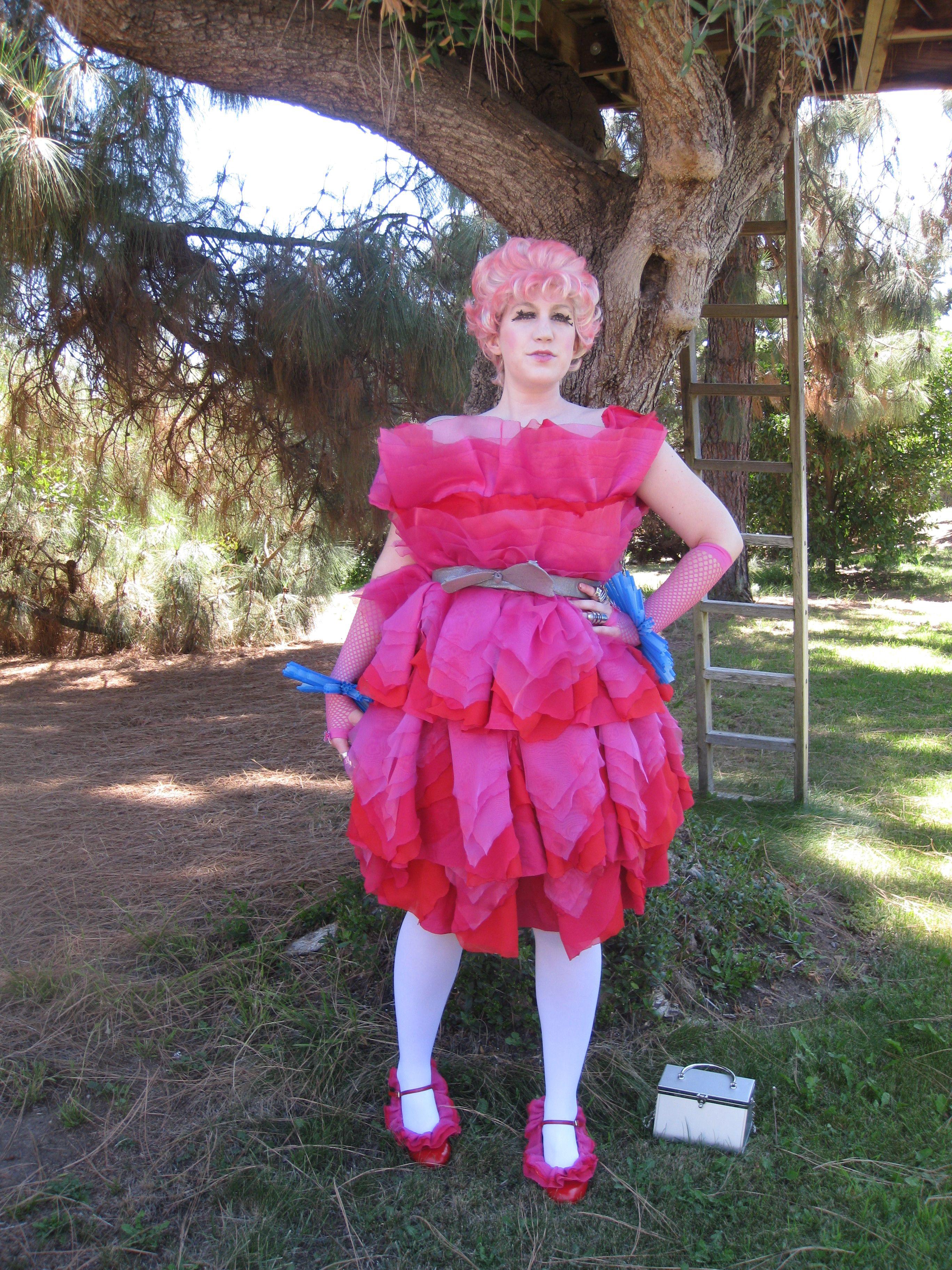 Effie Trinket Cosplay by Rebecca Ann Jordan