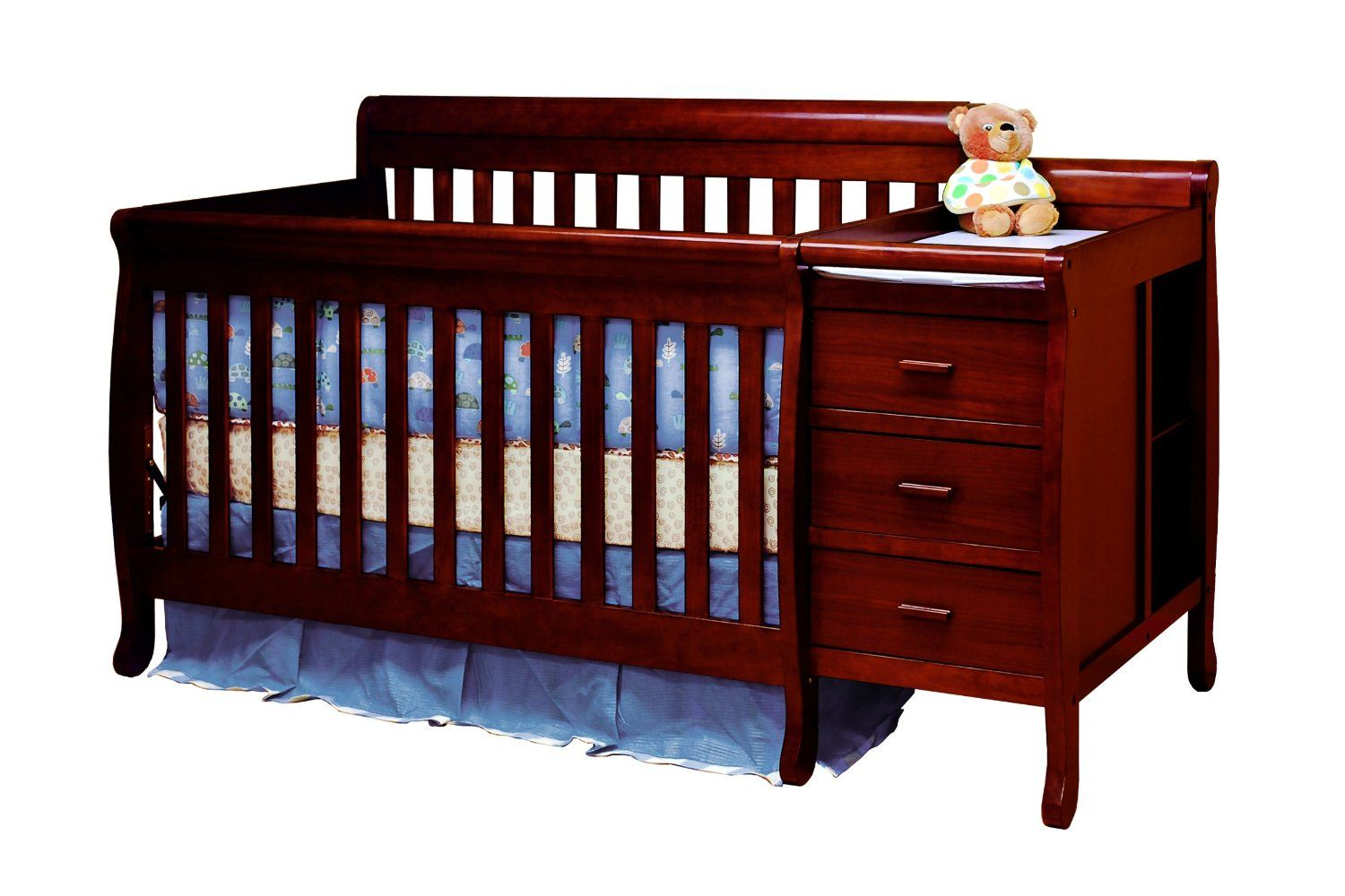 Baby Crib and Changer Cribs, Nursery furniture