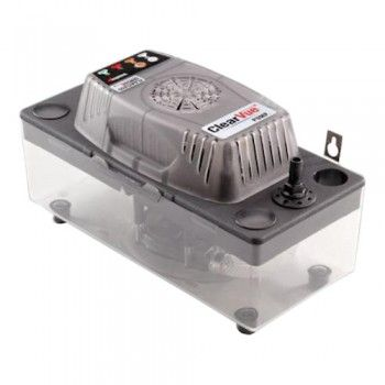 Diversitech ClearVue Condensate Pump, 0-22ft. lift, 120V - IQP-120  For $59.41 + free shipping at Energy Conscious