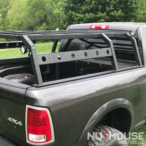 Nutzo Tech 2 Series Expedition Truck Bed Rack Pickup