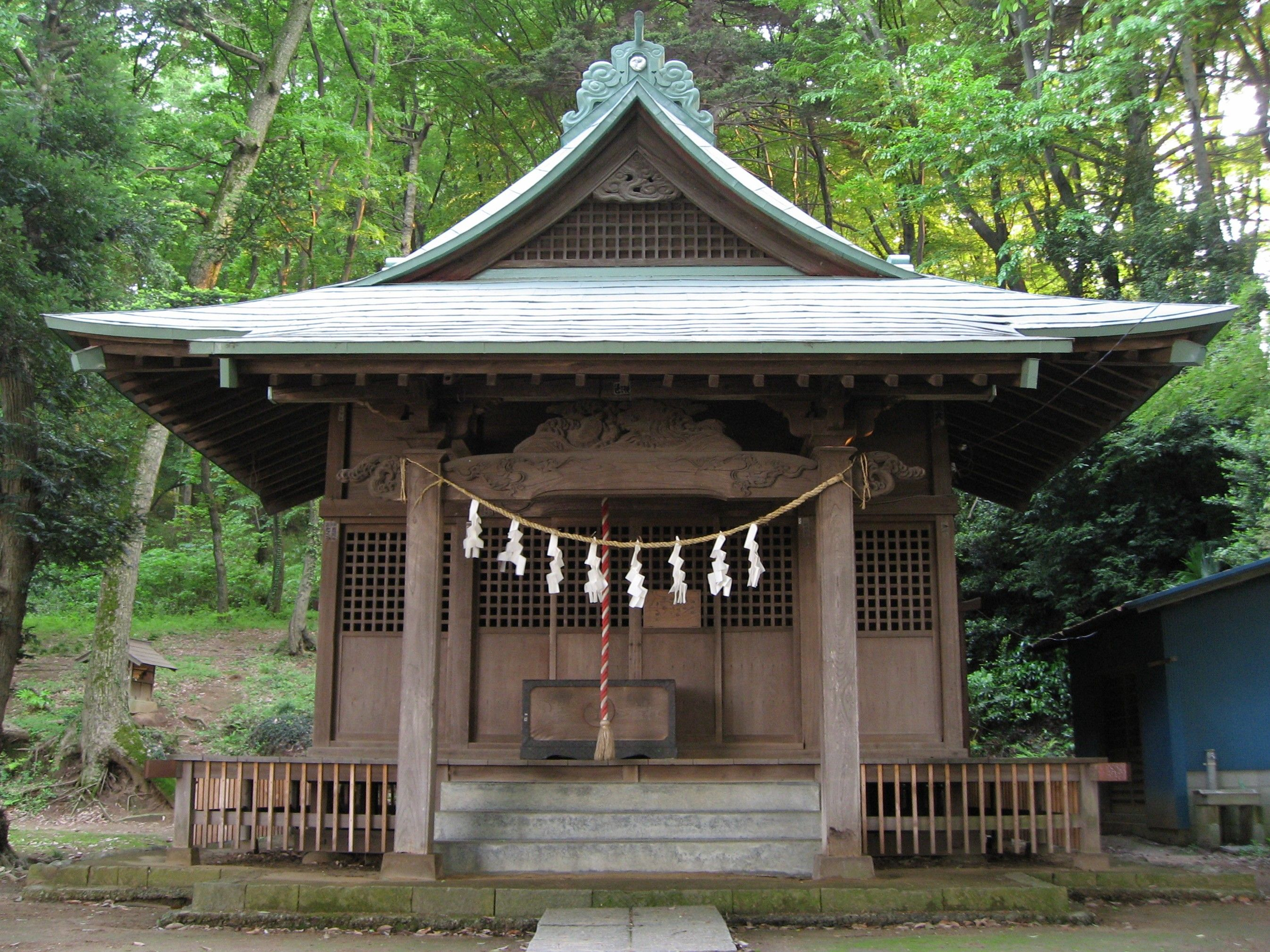 Oomatono_Tsunoten_Shinto_Shrine_