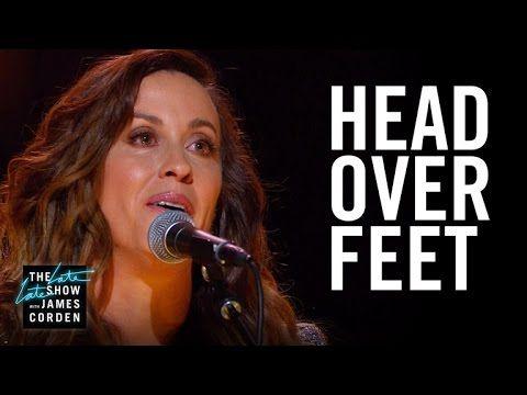 Alanis Morissette Head Over Feet Youtube Music Heals Youtube