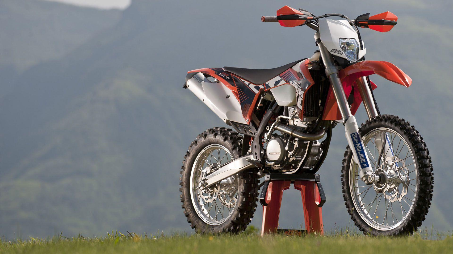 KTM 350 EXCF Bike Latest Wallpapers Download Ktm