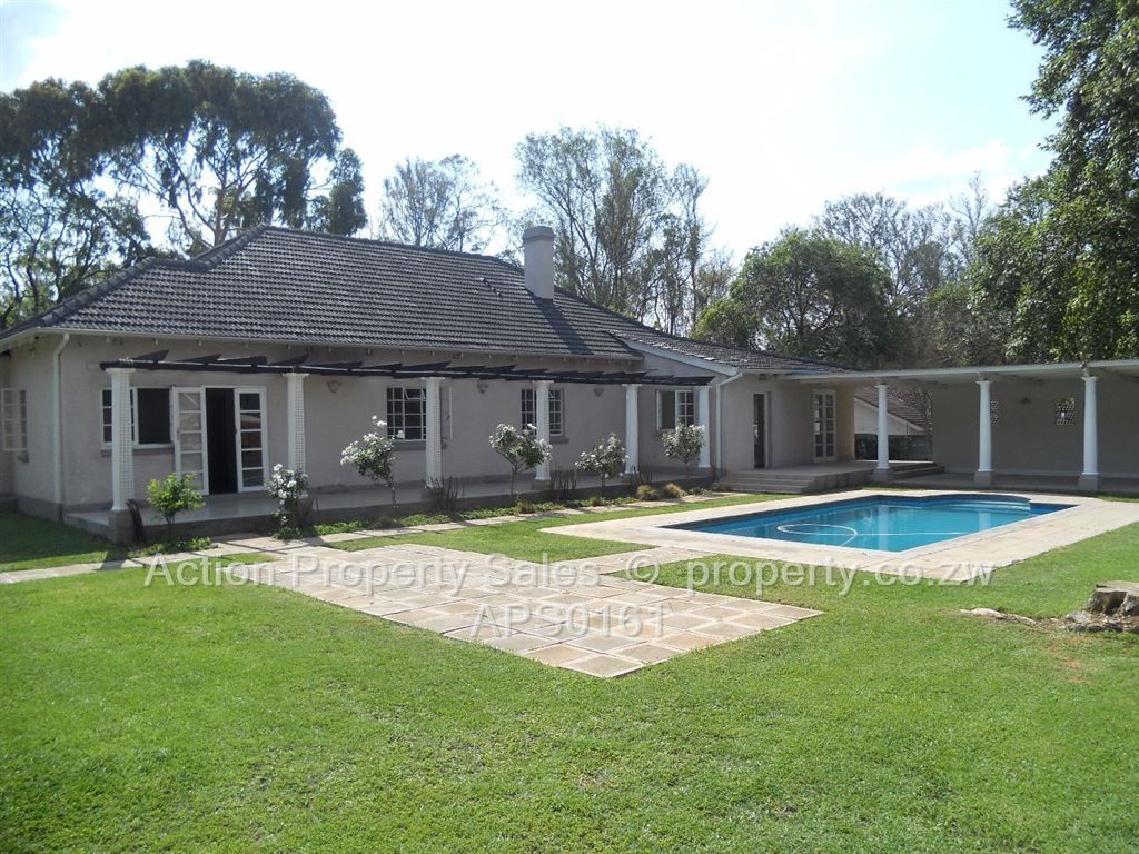 Colne Valley, Harare North - House To Rent - US$1,800 per month | Renting a  house, House, Property for rent