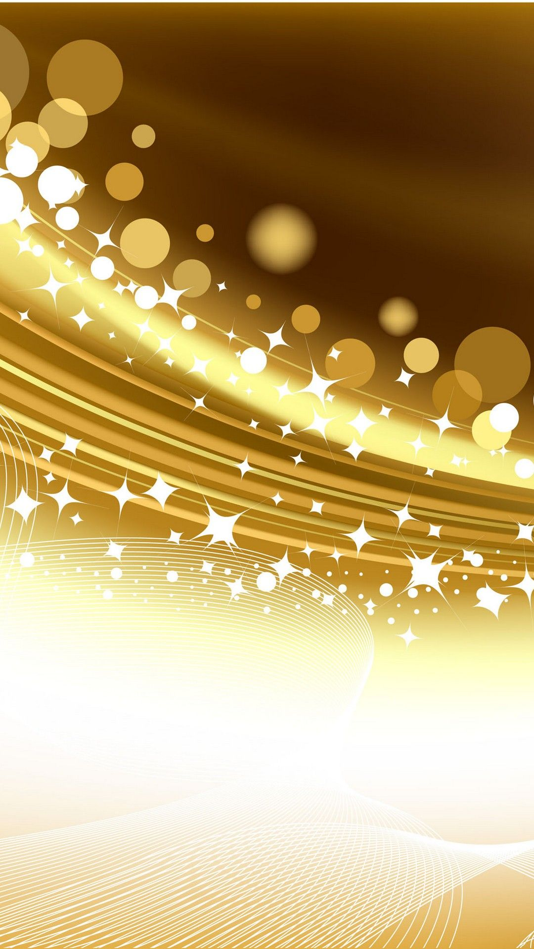Wallpaper Gold Sparkle Android Best Android Wallpapers